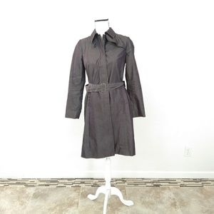 Banana Republic blue long jacket size xsmall